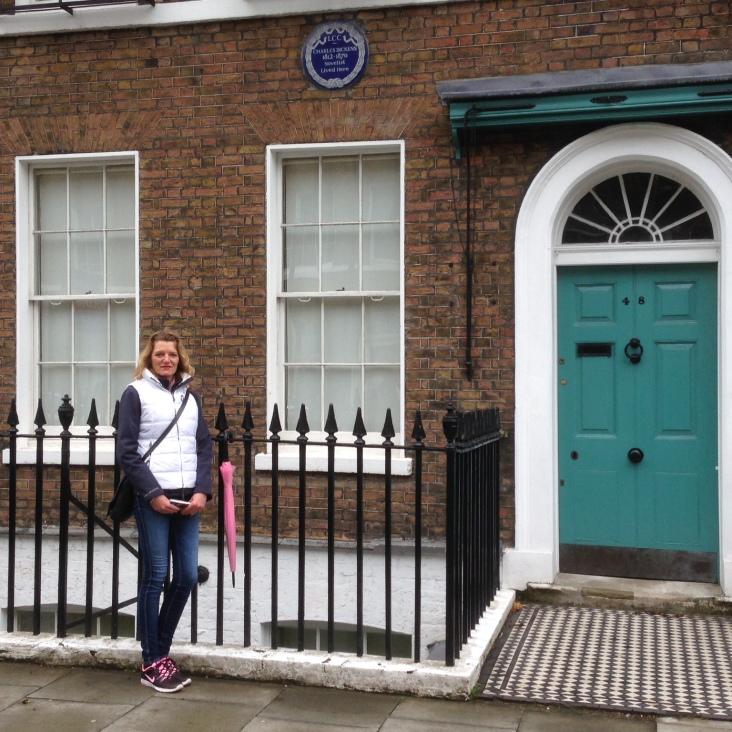 Huis van Charles Dickens